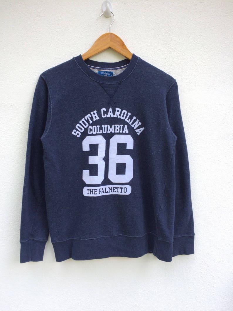 South Carolina Sweatshirt   MEDIUM   WOMEN   Big Logo   Retro  80109d0b4b