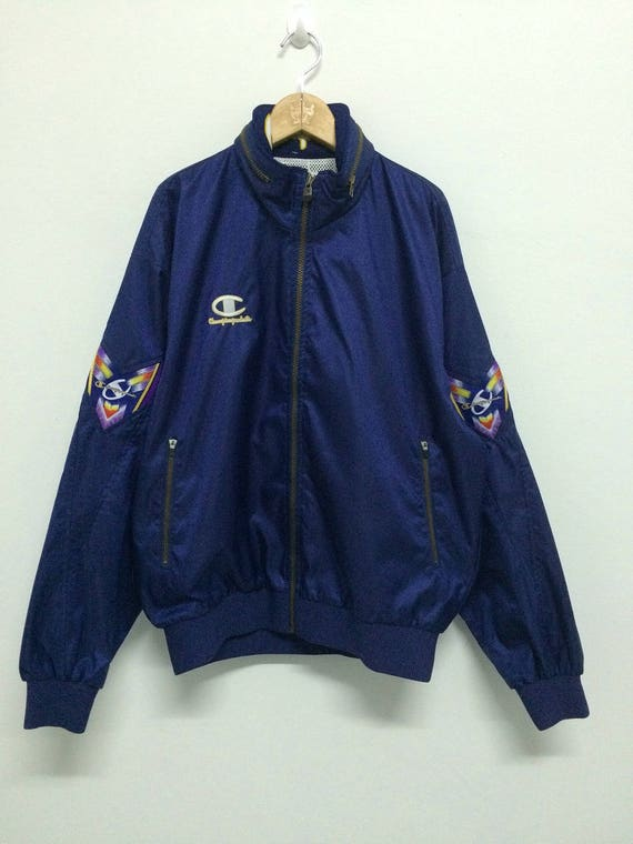 Vintage Champion Hoodie Jacket / Champion T Shirt