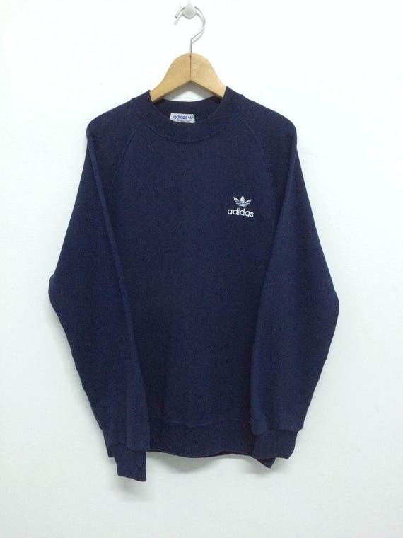 5efdf9fbd05a Vintage Adidas Sweatshirt  Adidas T Shirt   Adidas Jacket     Etsy