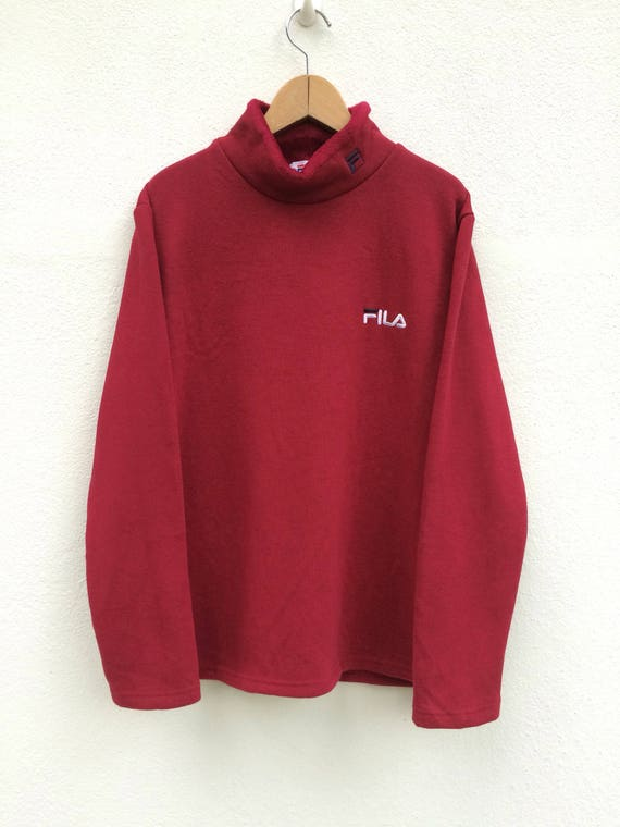 Fila Sweatshirt / Womens / MEDIUM Size / Retro / … - image 1