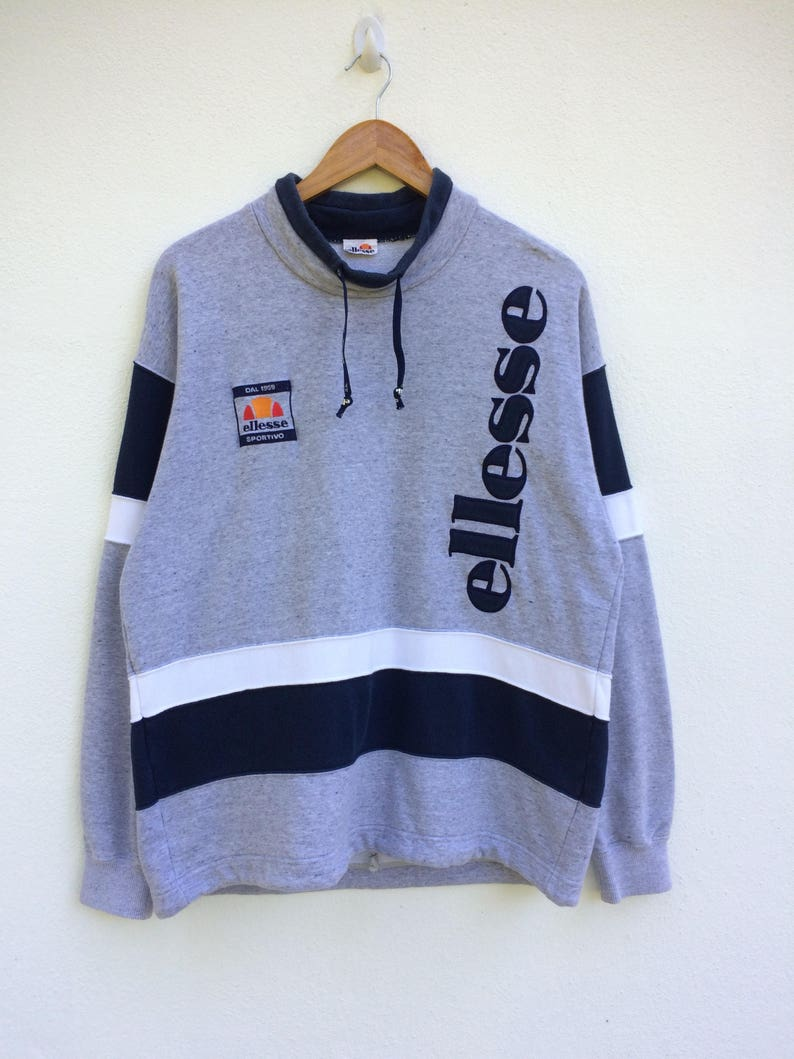 9656788b Vintage Ellesse Sweatshirt / MEDIUM / MENS / Pull Over / Vintage Sweatshirt  / Champion T Shirt / EllesseHoodie / Ellesse Sweater