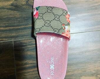 7d252ff19e3ce Custom sandals   Etsy