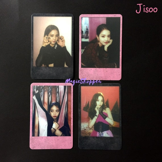 BLACKPINK Kill This Love Album Photocards (Unofficial)