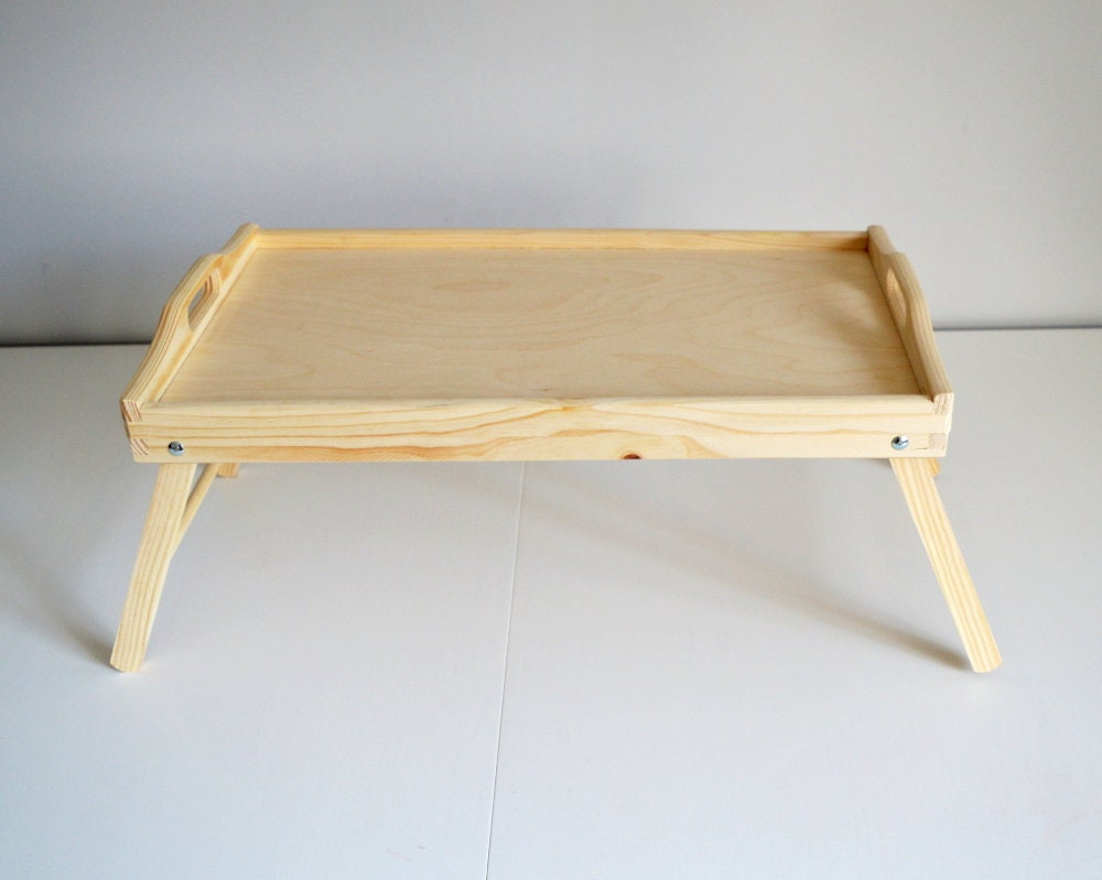 gro e fr hst ck tablett bett tablett tablett mit etsy. Black Bedroom Furniture Sets. Home Design Ideas