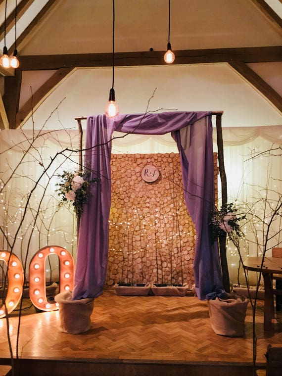 Zuruck Drop Log Wand Mieten Hochzeit Wand Hochzeit Log Etsy