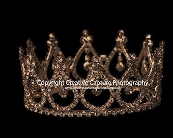 PNG / transparent overlay / crown / tiara / princess /  prince /  Instant download