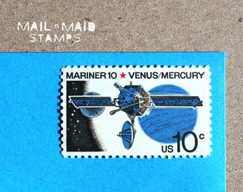 Mariner || Set of 50 unused vintage postage stamps