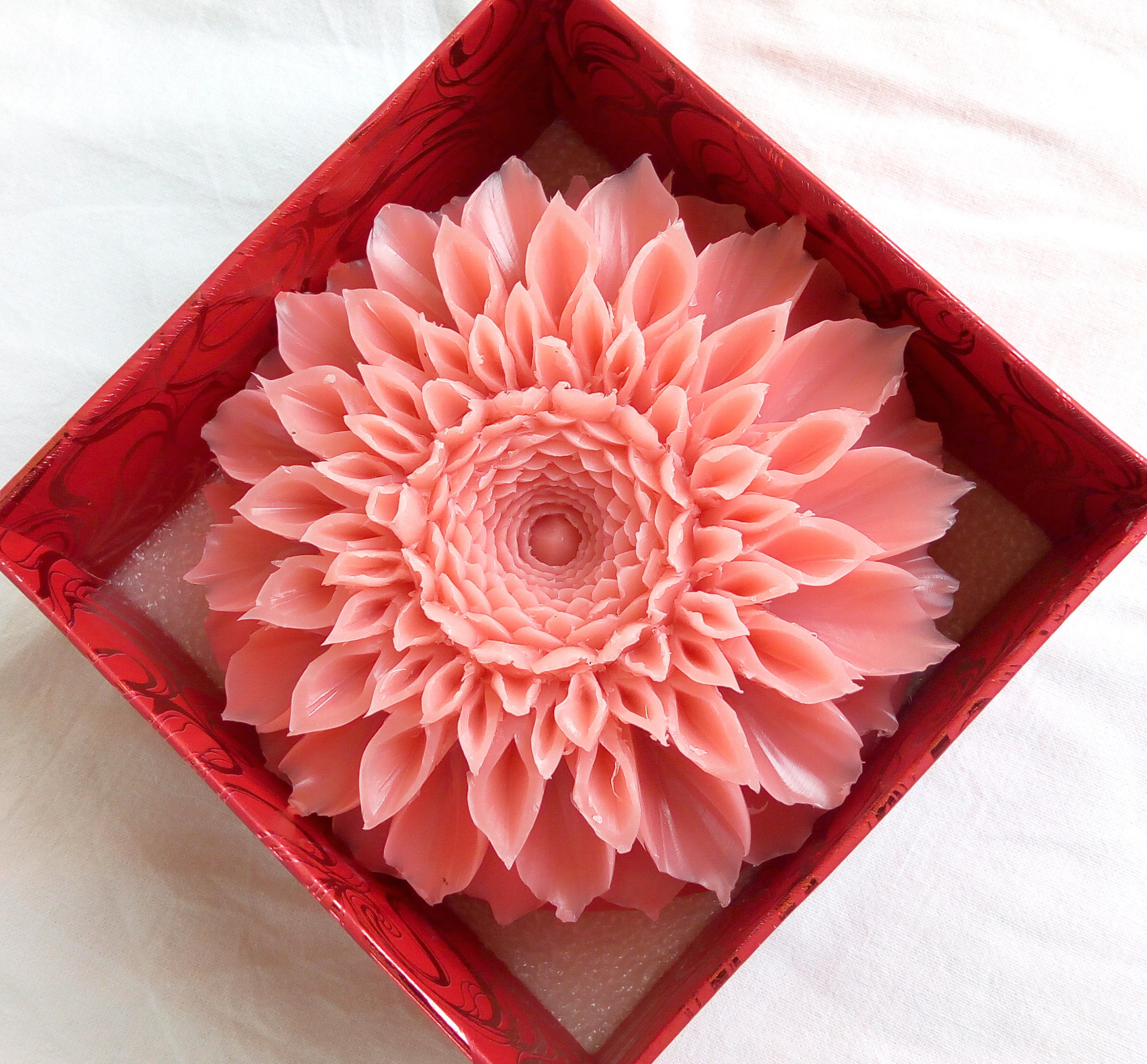 Soap Carving Video Tutorial Soap Carving Flower Etsy