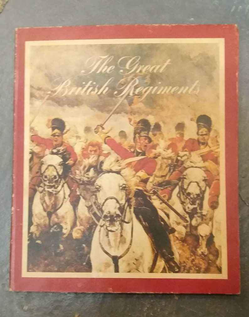 The Great British Regiments  Regimental badges  Texaco