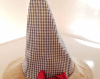 Adult Dorothy Wizard of Oz hat