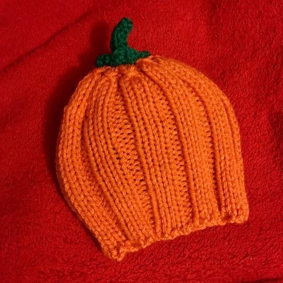 Baby Pumpkin Beanie Hat  57e7982f92a9