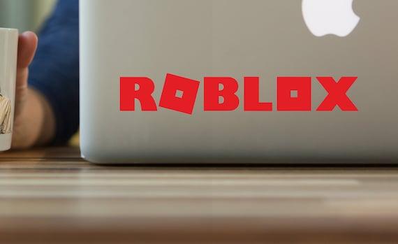 Autocollant de texte officieux ROBLOX