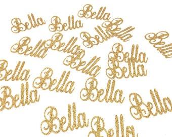 Personalized Name Confetti-50 Pieces