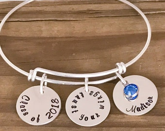 Graduation Gift/Gift for Grad/Class of 2017/Graduation Gift/High School Graduation/College Graduation/Graduation/Personalized Gift for Grad