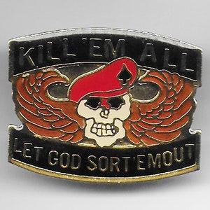 Kevin Costner 90s Pin back Enamel Pin Hat Pin Vintage ROBIN HOOD Prince of Thieves French Lapel Pin