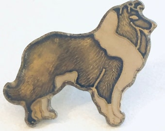 80s Snoopy Vintage LASSIE Dog Lapel Pin Rin Tin tin Air Bud Enamel Pin Hat Pin Pinback Collie Scooby