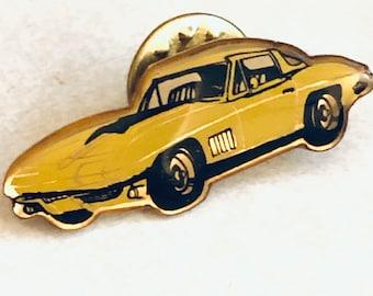Vintage 1972 Pontiac Firebird Hat Lapel Pin
