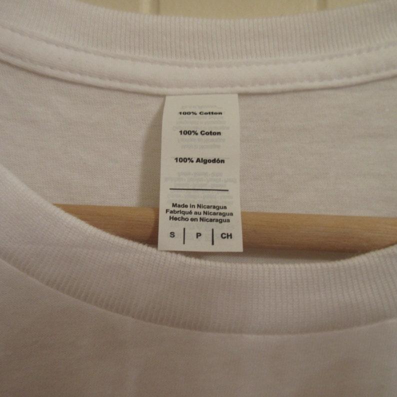 9336f9c31b Vintage BONES BRIGADE Per Welinder Nordic Skull White T-Shirt