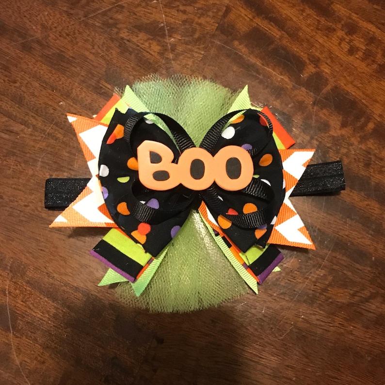 Halloween Tutu WSpecial Order Headband