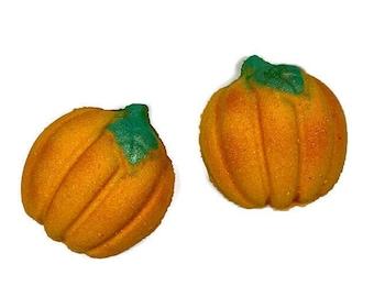 Pumpkin Spice Bath Bomb