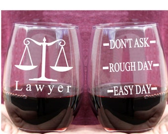 lawyer gift lawyer wine glass gifts for lawyer attorney law student gift law school graduation