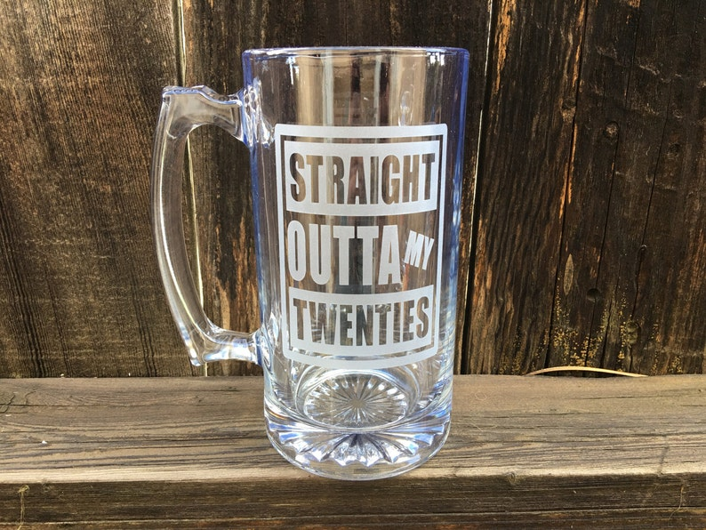 30th Birthday Gift For Him Or Her Straight Outta My Twenties