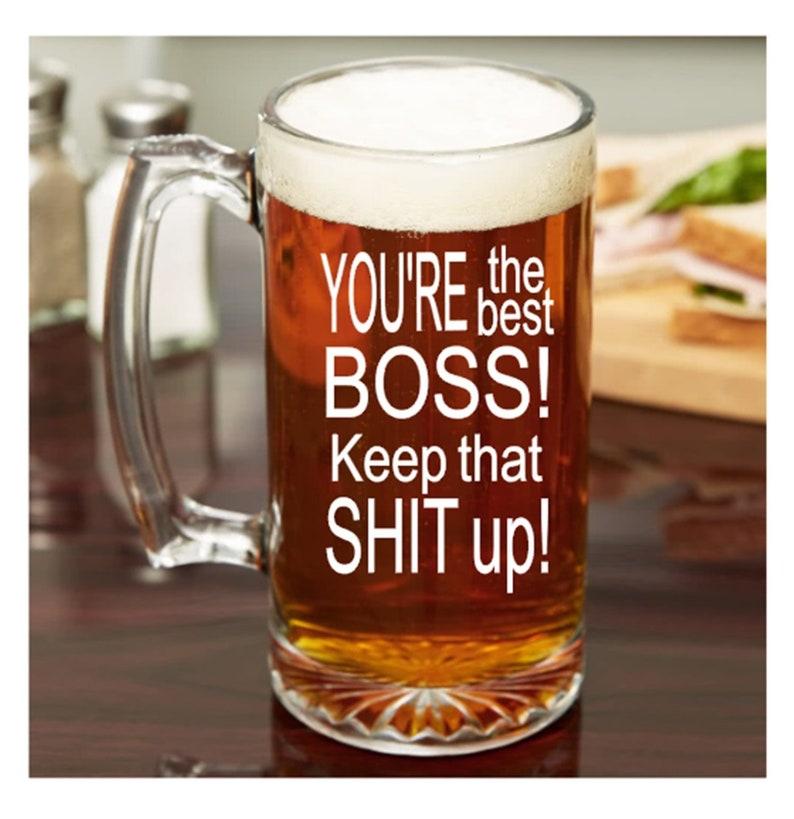 Boss Gift For Male Bosses Birthday Supervisor