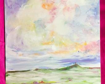 SALE Sky over the Tor