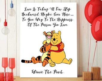 Pooh Y Piglet Para Imprimir Oso Pooh Decoración Pooh Fiesta Etsy