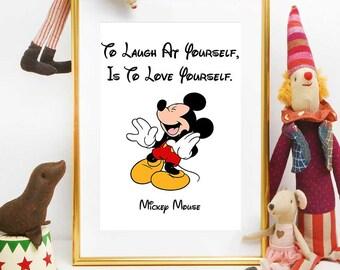 Minnie Mouse Geburtstag Disney Zitate Minnie Maus Kunst Etsy