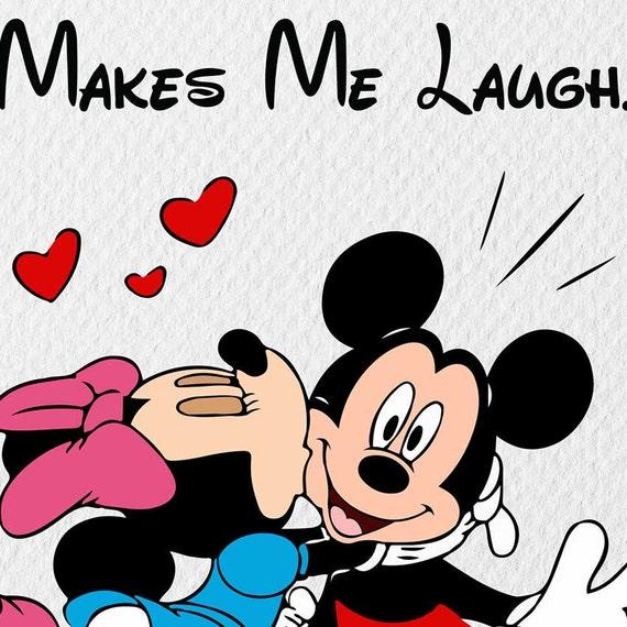 Minnie Mouse Cumpleaños Frases De Disney Minnie Mouse Arte Cotización Para Imprimir Kids Room Decor Descarga Instantánea Minnie Y Mickey Mouse