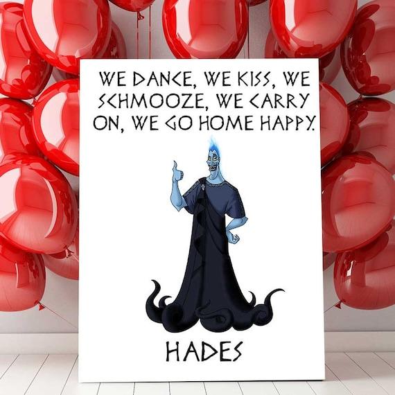hades hercules print hercules disney printable hades quote