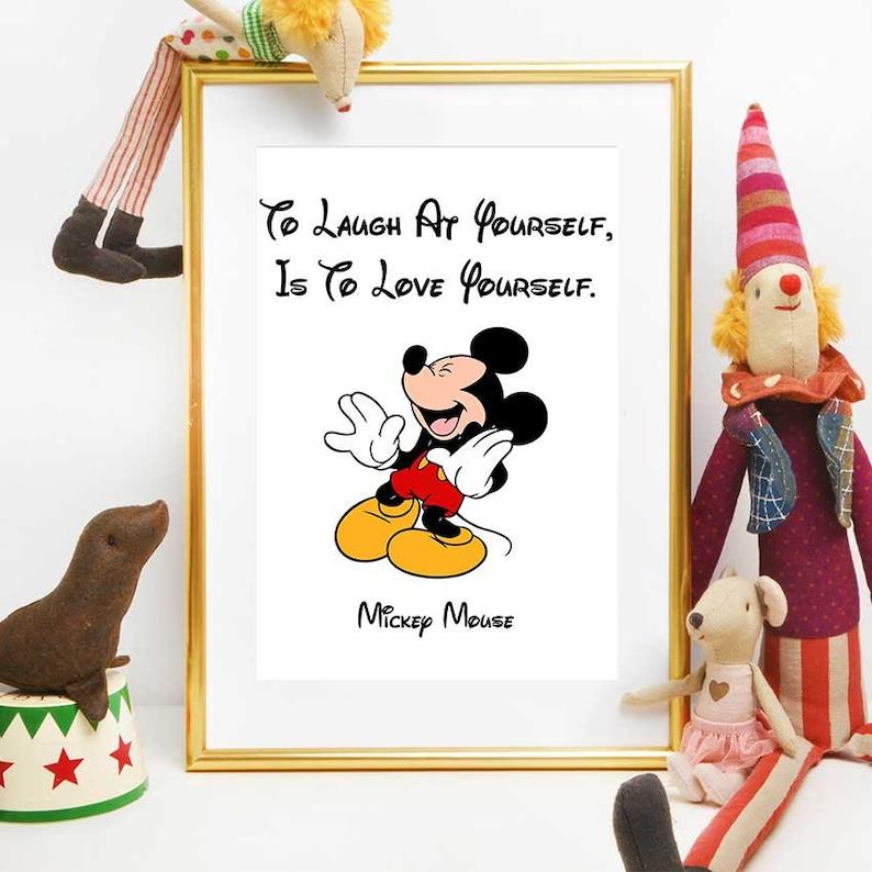 059749584e Mickey Mouse Birthday Disney Quotes Mickey Mouse Art