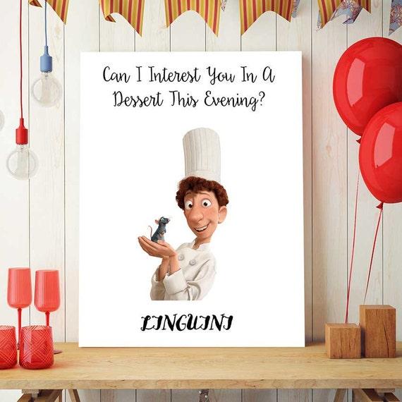 ratatouille art print disney quotes linguini ratatouille