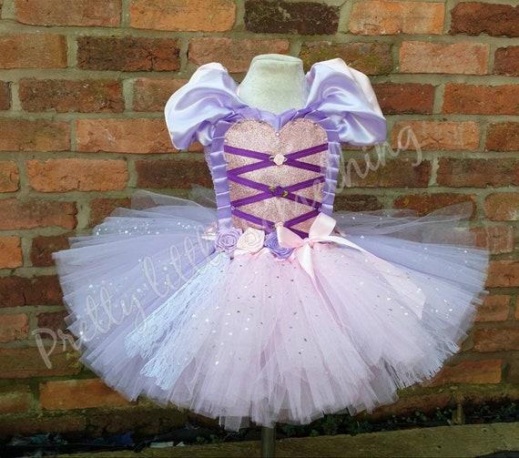 Luxury pink princess tutu dress tutu photo prop birthday tutu dress sparkle tutu pink and gold tutu international seller