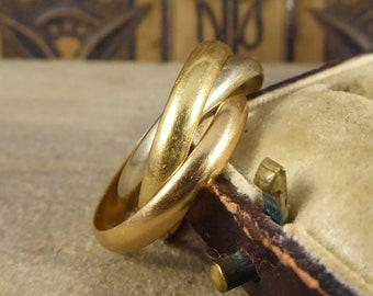 76408dddb9fc7 Cartier rolling ring | Etsy