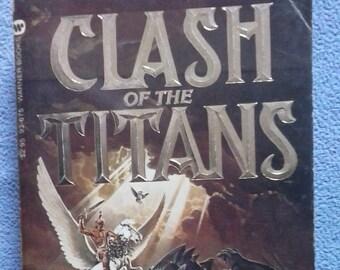 Clash Of The Titans, Alan Dean Foster, 1981