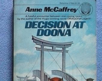 decision at doona mccaffrey anne