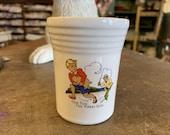 Fiestaware Nursery Rhyme Tumbler - Tom Tom