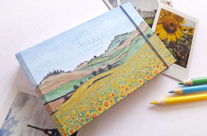 Personalised Handmade Pocket Flip Book Photo Album Etsy