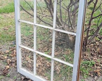 VINTAGE SASH ANTIQUE WOOD WINDOW UNIQUE FRAME PINTEREST WEDDING 40x28 NO GLASS
