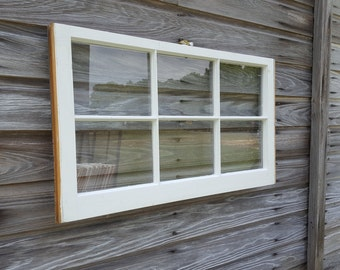32x20 old antique shabby vintage window sash