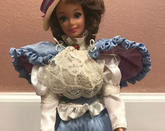 Barbie as The Gibson Girl