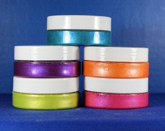 NUVO Embellishment Mousse 5 bright colors or 5 pastel colors
