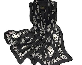 Skull scarves  84e533b3e