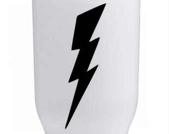 43b09245093 Lightning Bolt Yeti Decal