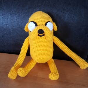PDFs of Finn and Jake Crochet Patterns $ ~via Lucyravenscar ... | 300x300