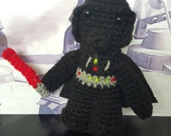 Crochet Darth Vader Etsy