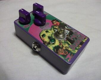 Hey Buddy! - Fuzz - Guitar Effect Pedal - HandMade - Shin-Ei FY-2 Companion Clone Mods