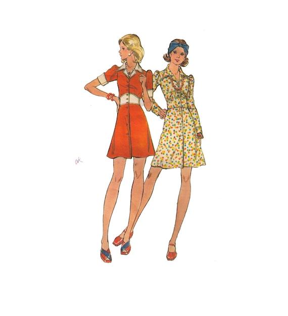 Butterick 3251 Schnittmuster Größe 9 Büste 31 Frauen | Etsy